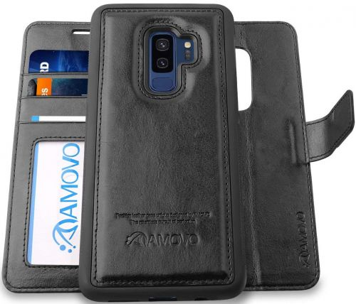 Best wallet cases for the Samsung Galaxy S9 and S9+