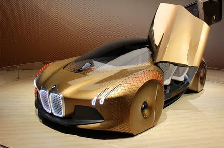 How six new cars will set the course BMW's design language will follow