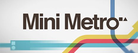Daily Deal - Mini Metro, 50% Off