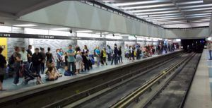 Montreal's STM is giving out phone straps to help avoid drops on the tracks