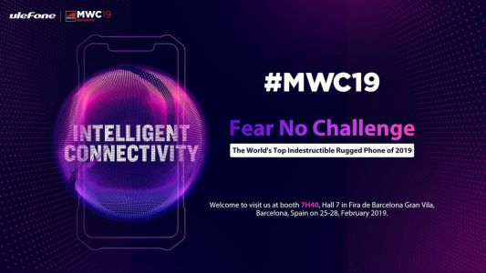 Ulefone sends out their official MWC 2019 invitation