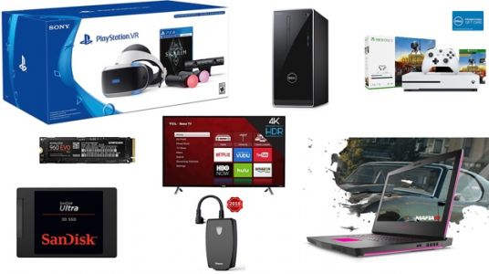 Geek Extended Presidents' Day Deals: $100 off PSVR Skyrim Bundle, iPad Mini 2 for $199, and more