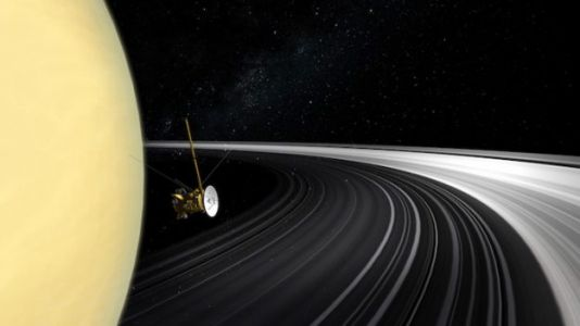 Saturn's Rings Are Younger Than the Planet They Orbit