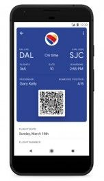 Google Pay Gains Ticketing, Friend Payments