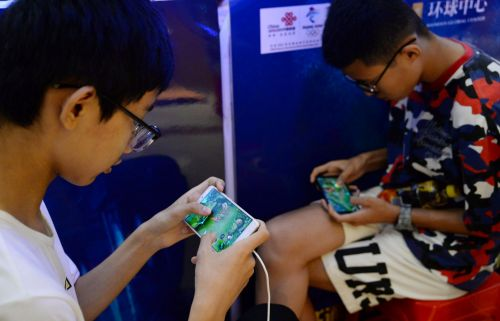 Tencent's profit spikes as its core gaming business shows signs of slowing down