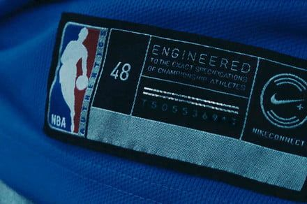NikeConnect lets NBA fans unlock exclusive content from their team jersey