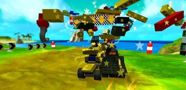Have You Played. Lego Racers 2?