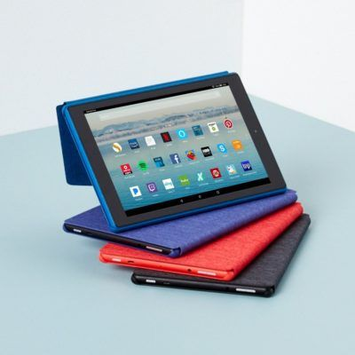 Amazon Refreshes Android-Powered Fire HD 10 Tablet, Now just $149