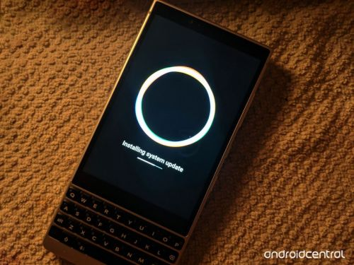 BlackBerry KEY2 picking up July security patch in latest update