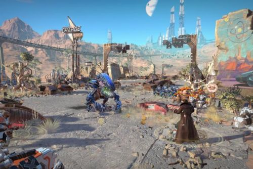 Hands-on: Age of Wonders: Planetfall puts a refreshing sci-fi spin on 4X strategy