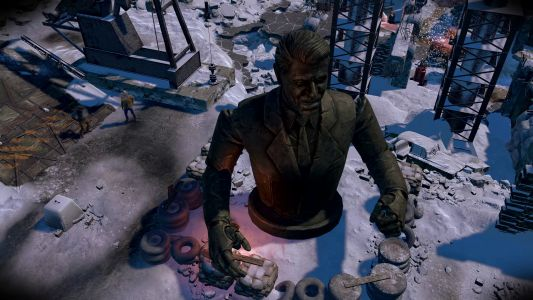 Wasteland 3 shows off new conversations and the cult of God-President Reagan