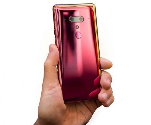 HTC U12+ in Flame Red now available for pre-order in the U.S