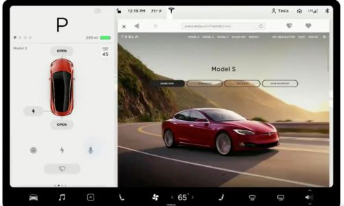 Tesla cars are getting a big update today, but one feature got held back