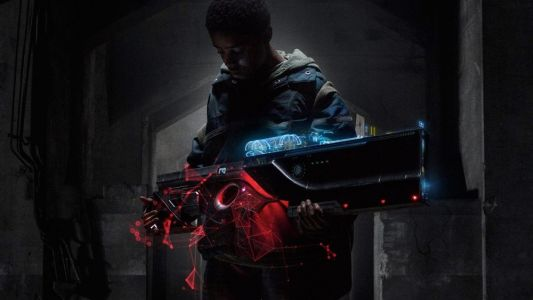 New Clip and Poster For The Sci-Fi Thriller KIN Shows Some Alien Weapon Tech in Action