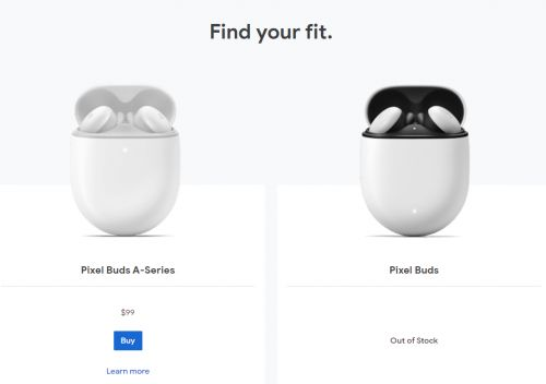 """Google says """"goodbye"""" to the 2020 Pixel Buds"""