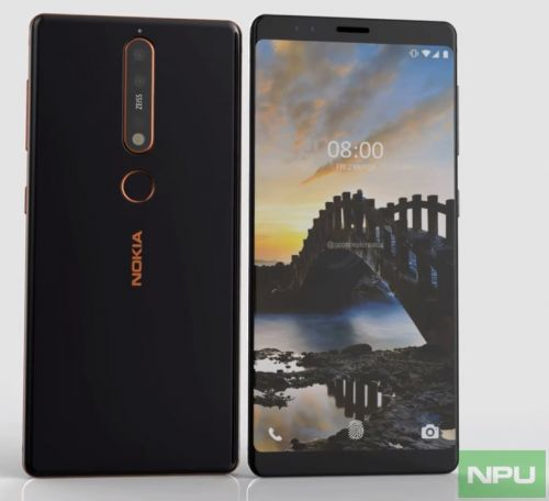 Nokia 8 Sirocco concept introduction video re-imagines its design