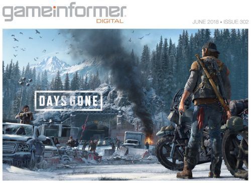 The Days Gone Digital Issue Is Now Live