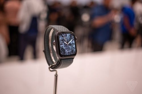 The Apple Watch stole the show from this year's new iPhones