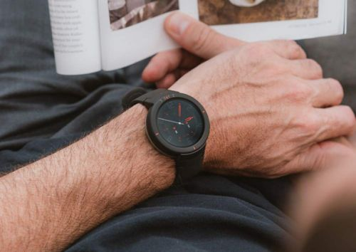 This sleek new smartwatch has Alexa and week-long battery life for half the price of an Apple Watch