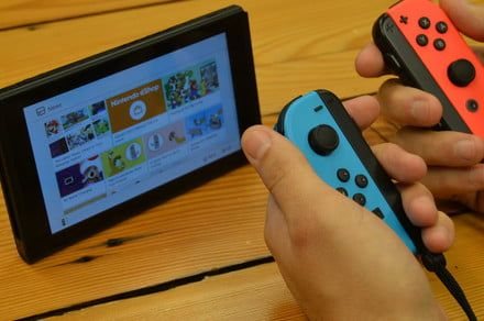 Nintendo says Switch sold out of stock even after production increase