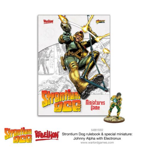New Strontium Dog Releases Available To Order From Warlord Games