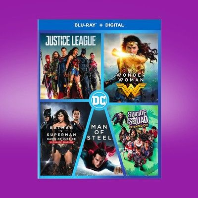 This $40 DC Blu-ray collection includes five films