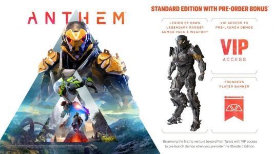 Anthem Game Pre-Order, VIP Demo, And Release Date Guide