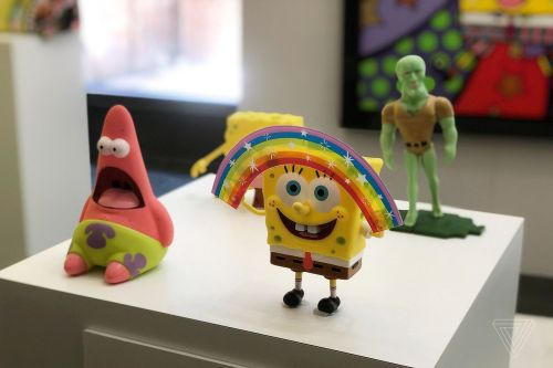 How Nickelodeon's SpongeBob meme toys were birthed by the internet