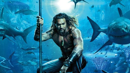 It Shouldn't Be a Surprise That AQUAMAN is Officially PG-13 But There's a New Photo of King Atlan!
