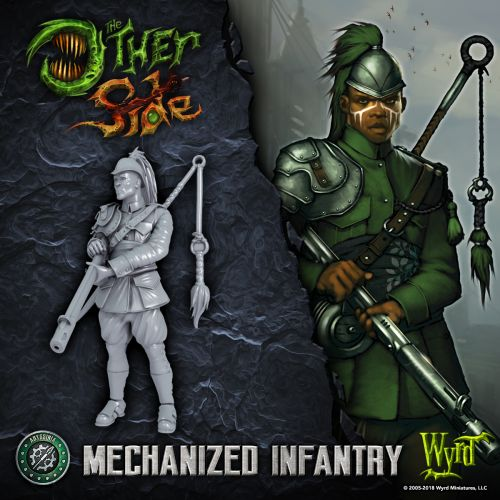 Wyrd Friday Preview Posted