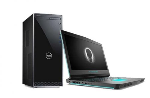 Dell 72 Hour Flash Sale - 12% off Gaming Laptops, Desktops and Monitors with Code