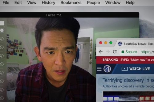 How Searching star John Cho became convinced computer screen movies weren't just gimmicks
