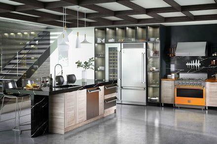 Hestan unleashes custom restaurant cooking suites for home chefs