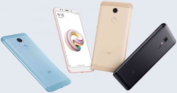 Xiaomi launches Redmi Note 5 and Redmi Note 5 Pro
