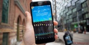 Carrot Weather is a paid weather app that's worth it