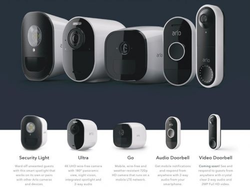 Arlo is about to enter the video doorbell market, first option coming soon
