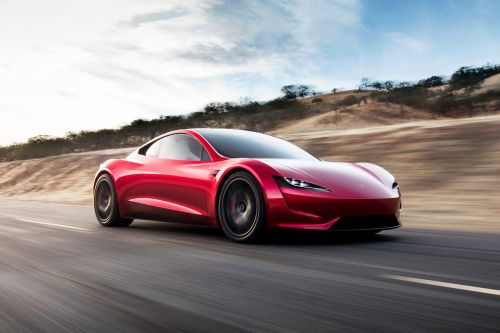 Here's how Elon Musk might use rocket thrusters on the new Tesla Roadster