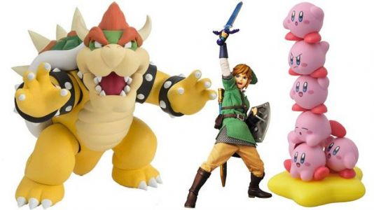 Toy Tuesday: 11 Nintendo Toys That Will Have You Playing With Power