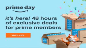 Amazon Prime Day Deals: Save Big On Smart Home, Electronics, Computers, and More
