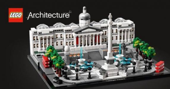 LEGO is launching a Trafalgar Square model kit