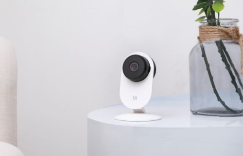 Yi's newest wireless home camera with face recognition is down to $45 today