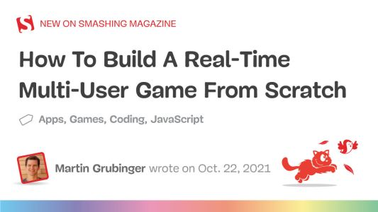 How To Build A Real-Time Multi-User Game From Scratch