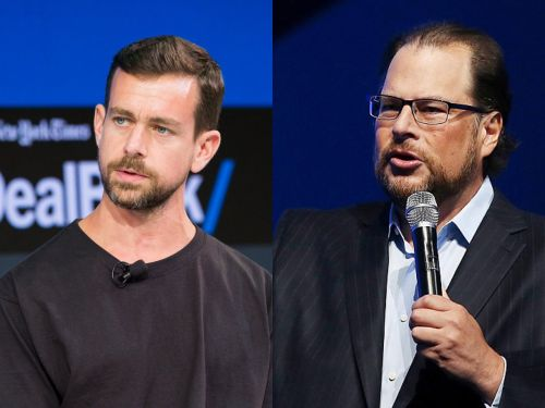 Salesforce CEO Marc Benioff on his Twitter beef with Jack Dorsey: You're either 'for the homeless' or 'you're for yourself'