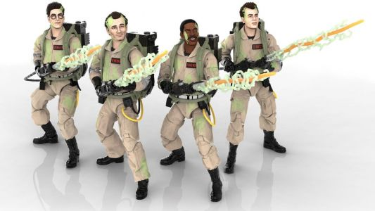 Hasbro Announces New GHOSTBUSTERS Toys for Fans