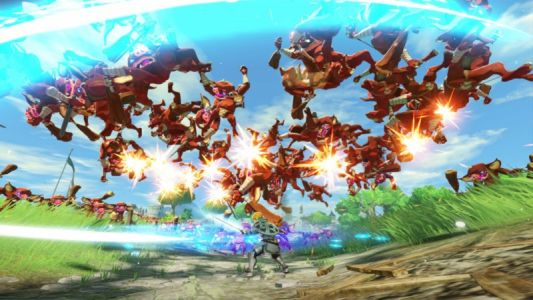 Hyrule Warriors: Age of Calamity Review - Well-Worn Fanservice