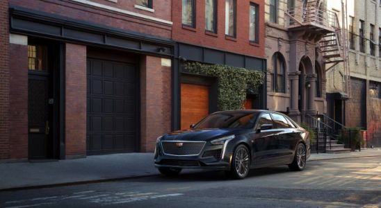 2019 Cadillac CT6-V renamed as beloved CTS-V put out to pasture