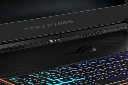 Asus claims 'world's thinnest' with its new Zephyrus S gaming laptop