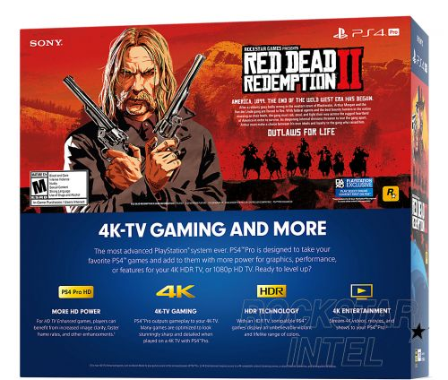 'Red Dead Redemption 2' will be a massive 105GB download