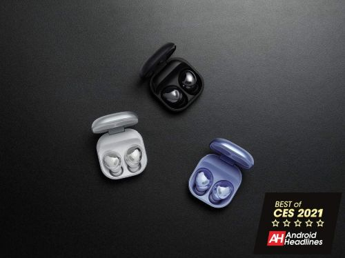 Best of CES 2021: Samsung Galaxy Buds Pro