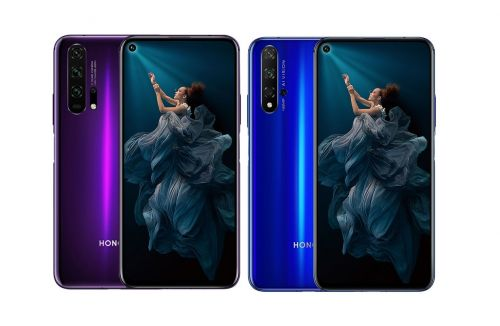 Honor 20 hits one million sales mark in 14 days amid US ban